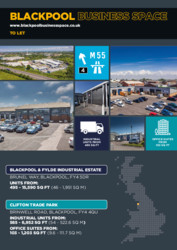 Blackpool Business Space Brochure